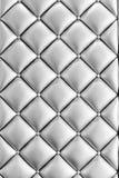 Tissu de luxe de style de vintage avec la texture de bouton du sofa Images stock