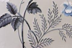 Tissu de mur de fleur, adobe RVB photo libre de droits