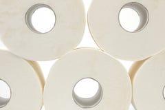 Tissu de salle de bains Photo stock