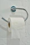 Tissu de salle de bains Photo libre de droits