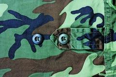 Tissu de soldat Image stock