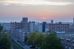 Tissu de textile d'Enschede Photo stock