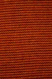 Tissu de textile rouge Images libres de droits