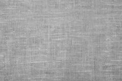 Tissu de toile blanc Image stock
