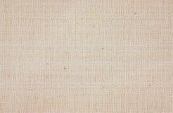 Tissu de toile fine Photo libre de droits