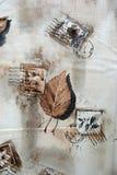 Tissu de Wooven Photos stock