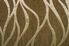 Tissu floral Photographie stock libre de droits