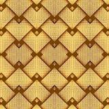 Tissu géométrique de texture de papier peint de modèle lumineux abstrait décoratif de fond illustration de vecteur