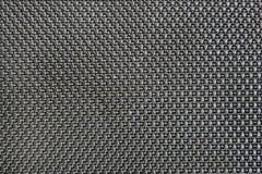 Tissu gris Images stock