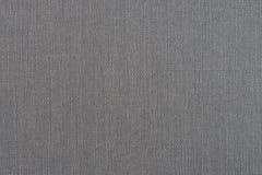 Tissu gris Photographie stock libre de droits