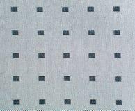 Tissu gris de trellis Images libres de droits
