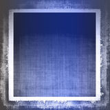 Tissu grunge bleu illustration stock