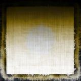 Tissu grunge âgé Image libre de droits