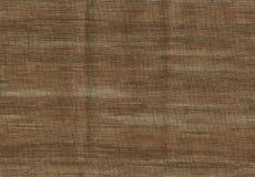 Tissu grunge Texture de tissu Tissu brun de texture Photos libres de droits