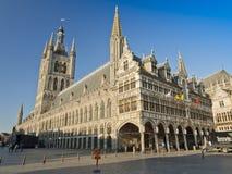 Tissu Hall de Ypres photo libre de droits