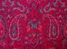 Tissu indien de style Image libre de droits