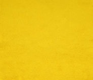 Tissu jaune extérieur pour le fond Photographie stock libre de droits