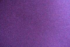 Tissu mince violet de laine de débardeur Images libres de droits