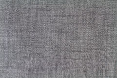 Tissu noir Photo stock