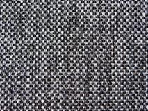 Tissu noir et blanc Image stock