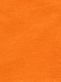 Tissu orange Images libres de droits