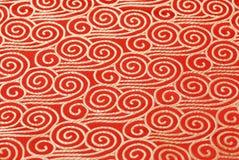 Tissu oriental Photographie stock libre de droits