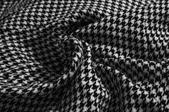 Tissu ouvragé drapé Images libres de droits