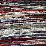 Tissu réutilisé Images stock