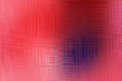 Tissu rugueux rouge avec la tache bleue et blanche, fond abstrait illustration stock