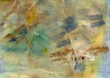 Tissu souillé image stock