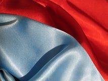 Tissu soyeux Image libre de droits