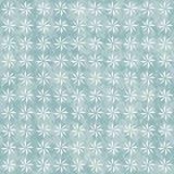 Tissu texturisé Backgroun de conception décorative bleue et blanche de remous Images libres de droits
