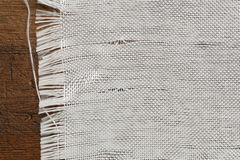 Tissu tissé de fibre de verre Photographie stock libre de droits