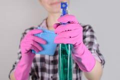 Tissu transparent sale d de microfiber de ménage de vêtements sport photo libre de droits