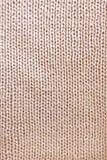 Tissu tricoté Image libre de droits