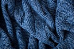 Tissu tricoté Images stock