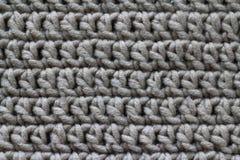Tissu, tricoté du fil, plan rapproché, Photo stock