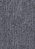Tissu tricoté noir et blanc chaud Image libre de droits