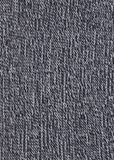 Tissu tricoté noir et blanc chaud Photographie stock