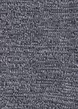 Tissu tricoté noir et blanc chaud Photographie stock libre de droits