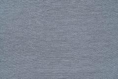 Tissu tricoté par texture tissé de couleur argentée Image stock