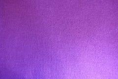 Tissu tricoté par violette rosâtre d'en haut Images stock