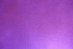Tissu tricoté par violette rosâtre lumineuse d'en haut Photo stock