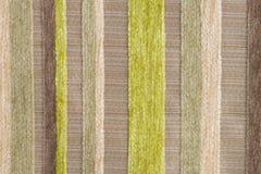 Tissu vert Photos libres de droits
