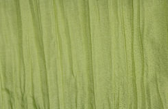 Tissu vert photographie stock libre de droits