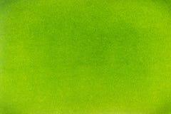 Tissu vert clair texturisé pour le fond Images stock