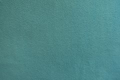 Tissu vert en bon état de laine polaire Images stock