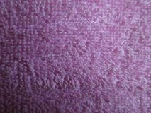 Tissu violet Photo libre de droits