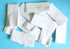 Tissue Royalty Free Stock Photos