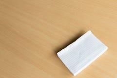 tissue fotografía de archivo libre de regalías